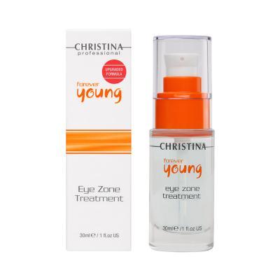 Forever Young Eye Zone Treatment - Гель для зоны вокруг глаз с вит.К, 30мл