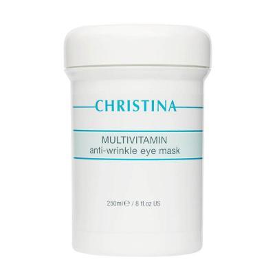 Multivitamin Anti-Wrinkle Eye Mask - Мультивитаминная маска для зоны вокруг глаз, 250мл