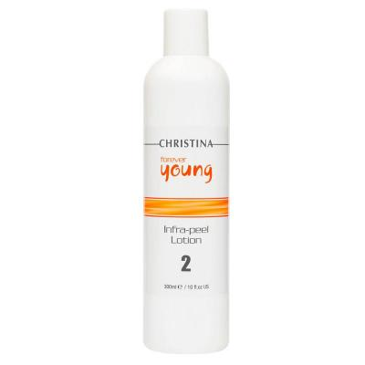 Forever Young InfraPeel Lotion - Лосьон для подготовки кожи к пилингу (шаг 2), 300мл