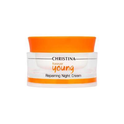 Forever Young Repairing Night Cream - Ночной Крем «Возрождение» (шаг 3), 50мл