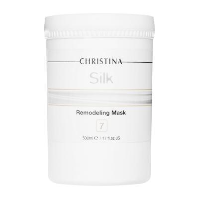 Silk Remodeling Mask - Водорослевая ремоделирующая маска (шаг 7), 500мл