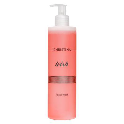 Wish-Facial Wash - Лосьон-очиститель для лица, 200мл