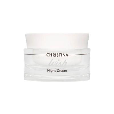 Wish Wish Night Cream - Ночной крем для лица, 50мл