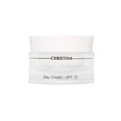 Wish Wish Day Cream SPF12 - Дневной крем с СПФ-12 для лица, 50мл
