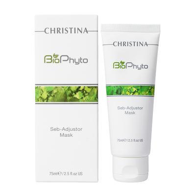 Bio Phyto Seb-Adjustor Mask - Себорегулирующая маска, 75мл