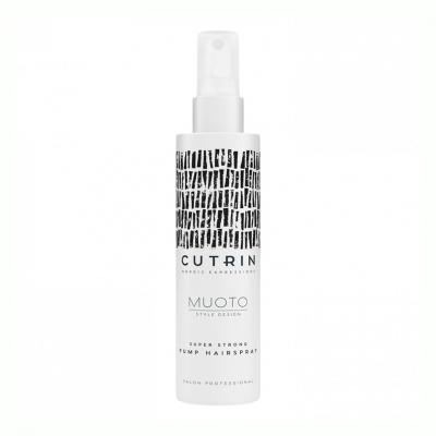 Cutrin Muoto Лак-спрей экстрасильной фиксации, 200 мл
