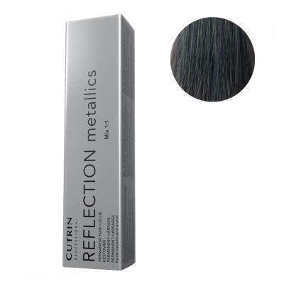Cutrin Reflection Metallics 7S Краситель для тонировния с эффектом металлического сияния, 60 мл