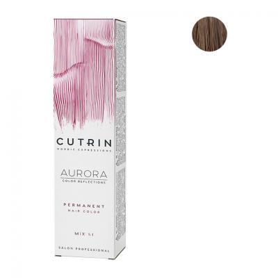 Cutrin Aurora Крем-краска для волос 8.1, 60 мл