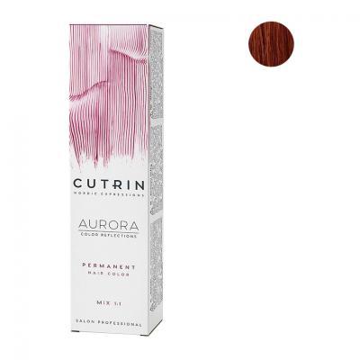 Cutrin Aurora Крем-краска для волос 7.443 Морошка, 60 мл