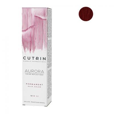 Cutrin Aurora Крем-краска для волос 7.445, 60 мл
