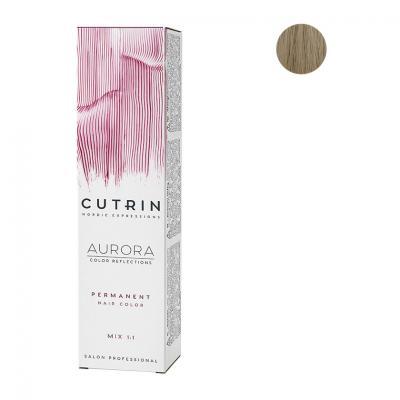 Cutrin Aurora Крем-краска для волос 11.36 Чистый песочный блондин, 60 мл