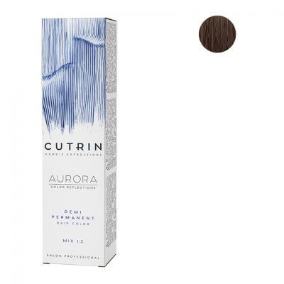 Cutrin Aurora Безаммиачный краситель 6.0, 60 мл