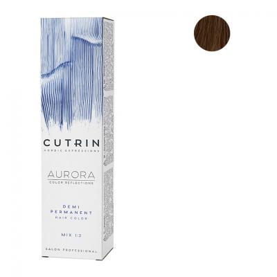Cutrin Aurora Безаммиачный краситель 7.36, 60 мл