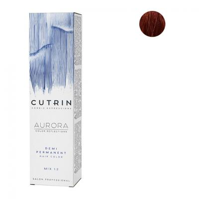 Cutrin Aurora Безаммиачный краситель 6.443, 60 мл
