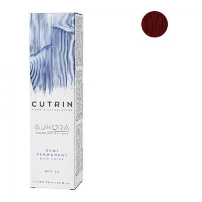 Cutrin Aurora Безаммиачный краситель 7.445, 60 мл