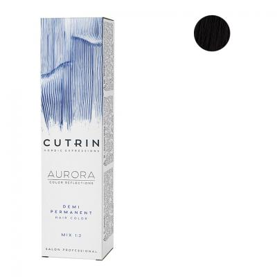 Cutrin Aurora Безаммиачный краситель 4.7, 60 мл