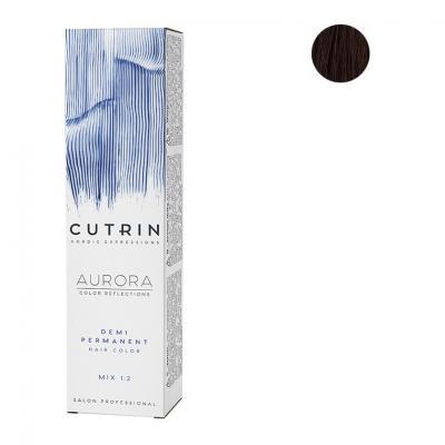 Cutrin Aurora Безаммиачный краситель 6.7, 60 мл