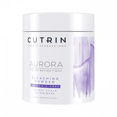 Cutrin Aurora Bleach Осветляющий порошок без запаха и аммиака, 500 г