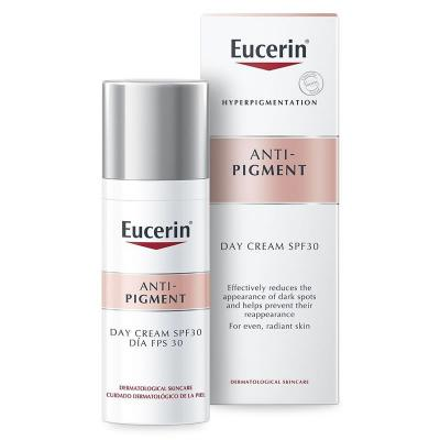 Эуцерин Аnti-pigment, Крем дневной против пигментации spf30+, 50 мл