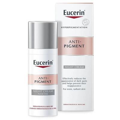 Эуцерин Аnti-pigment, Крем ночной против пигментации, 50 мл