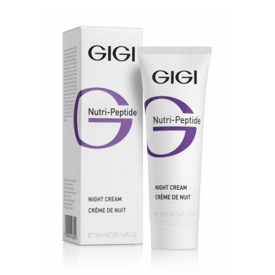 Nutri Peptide Night Cream Пептидный ночной крем, 50мл
