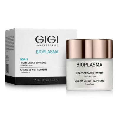 Bioplasma Night Cream Supreme Крем Энергетический Ночной Суприм, 50мл