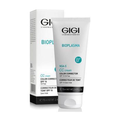 Bioplasma Cc Cream Крем Для Коррекции Цвета Кожи С Spf 15, 75мл
