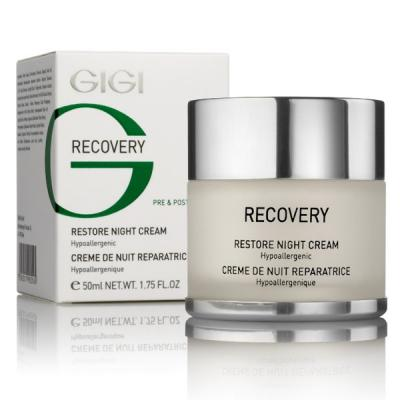 Recovery Restore Night Cream Восстанавливающий Ночной Крем, 50мл