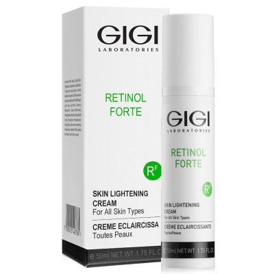Retinol Forte Skin Lightening Cream Отбеливающий Крем, 50мл