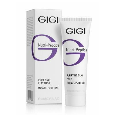Nutri Peptide Purifying Clay Mask Oily Skin Очищающая глиняная маска д/жирной кожи, 50мл
