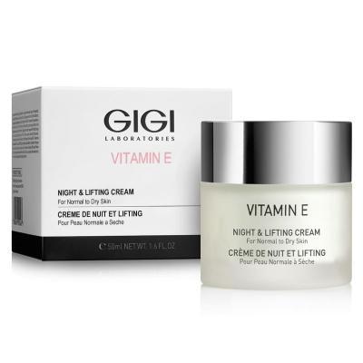 Vitamin E Night&Lifting Cream\ Крем Ночной Лифтинговый, 50мл