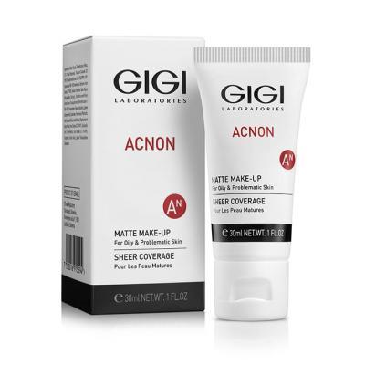ACNON Matte makeup / Крем-тон матирующий для пробл. и жирн. кожи, 30 мл