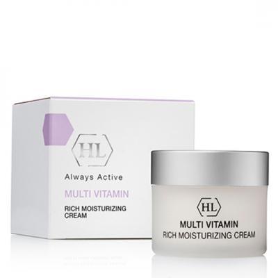 MULTIVITAMIN Rich Moisturing Cream / Увлажняющий крем, 50мл