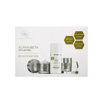 ALPHA-BETA Kit(Lot 125+Day Cr.50+Rest Cr.50) / Набор