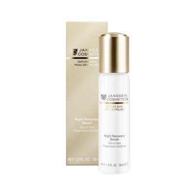 Night Recovery Serum / Anti-age ночная восстанавливающая сыворотка с комплексом Cellular Regeneration, 30мл