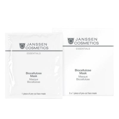 Biocellulose Mask / Интенсивно-увлажняющая лифтинг-маска (биоцеллюлозная), 1 упаковка