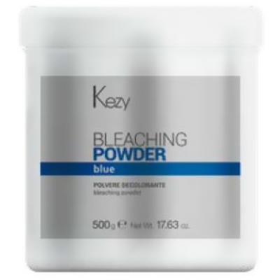 Bleaching powder blue / Порошок обесцвечивающий, голубой анти-желтое действие, 500гр
