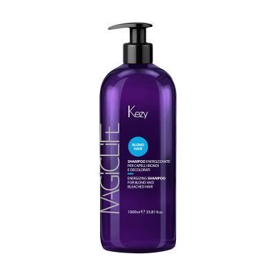 Magic Life Blond Hair Energizing Shampoo / Шампунь укрепляющий для светлых и обесцвеченных волос, 1000мл