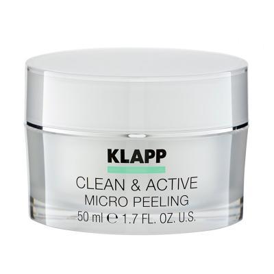 CLEAN & ACTIVE Micro Peeling / Микропилинг, 50мл
