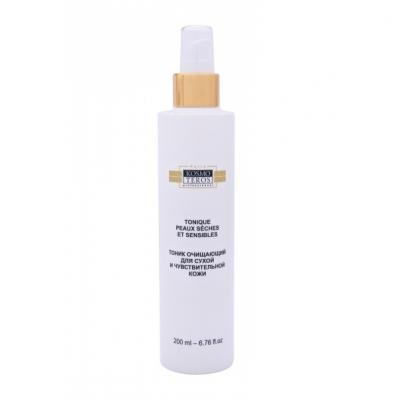 Тоник очищающий для сухой и чувствительной кожи, 200мл