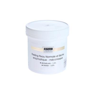 Пилинг для норм. и сухой кожи энзимно-механический, 250мл