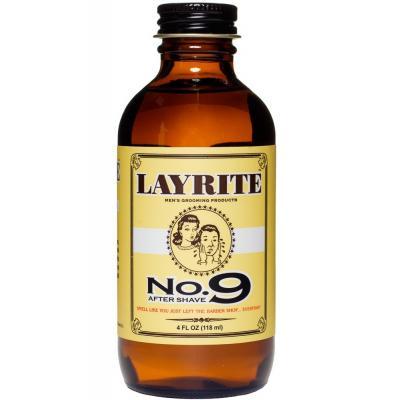 Ром после бритья LAYRITE / No.9 bay Rum Aftershave, 118 мл