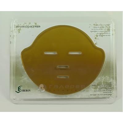 Гидрогелевая маска-аппликатор Антивозрастная