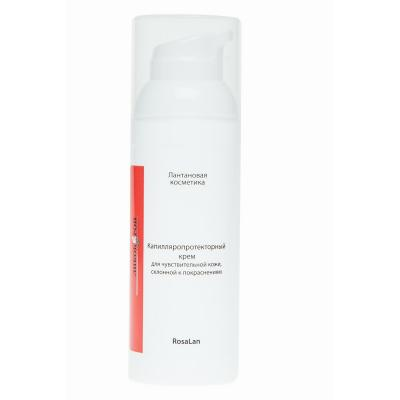 Капилляропротекторный крем для чувствительной кожи RosaLan, 50мл