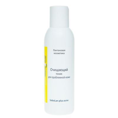 Очищающий тоник для проблемной кожи SeboLan plus Acne, 250мл