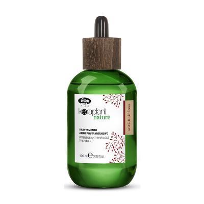 Keraplant Nature Intensive Anti-Hair Loss Treatment / Интенсивный лосьон против выпадения волос, 100мл