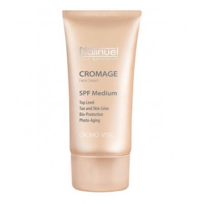 """Cromage / Крем """"Хромаж"""" для загара, защита от фотостарения, 50 мл"""