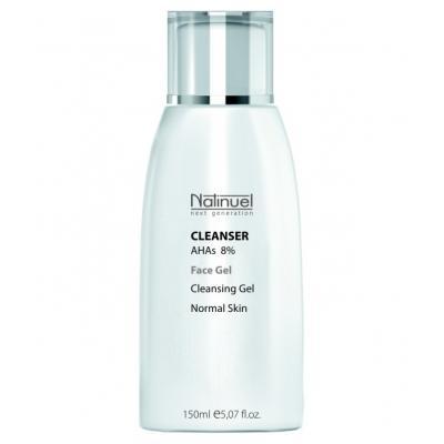 Cleanser PHAs-8% / Очищающий гель АНА 8% для нормальной кожи, 150 мл