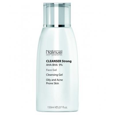 Cleanser PHA-BHA 9% / Очищающий гель АНА-ВНА 9% для жирной и проблемной кожи, 150 мл
