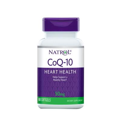 CoQ-10 (Коэнзим Q-10) 50 mg, 60 Capsules